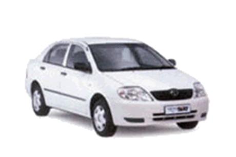 Toyota Corolla GLE